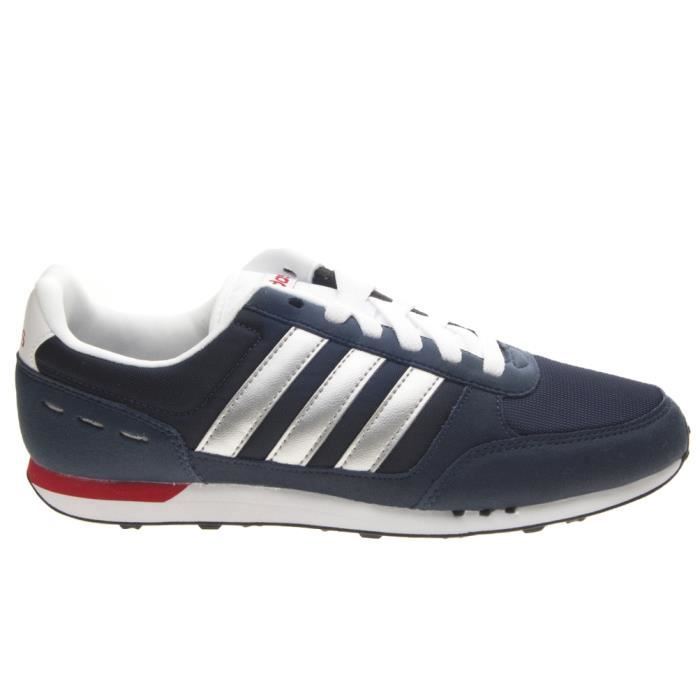 Achat Bleu Adidas F99330 Neo Chaussures City Racer Vente