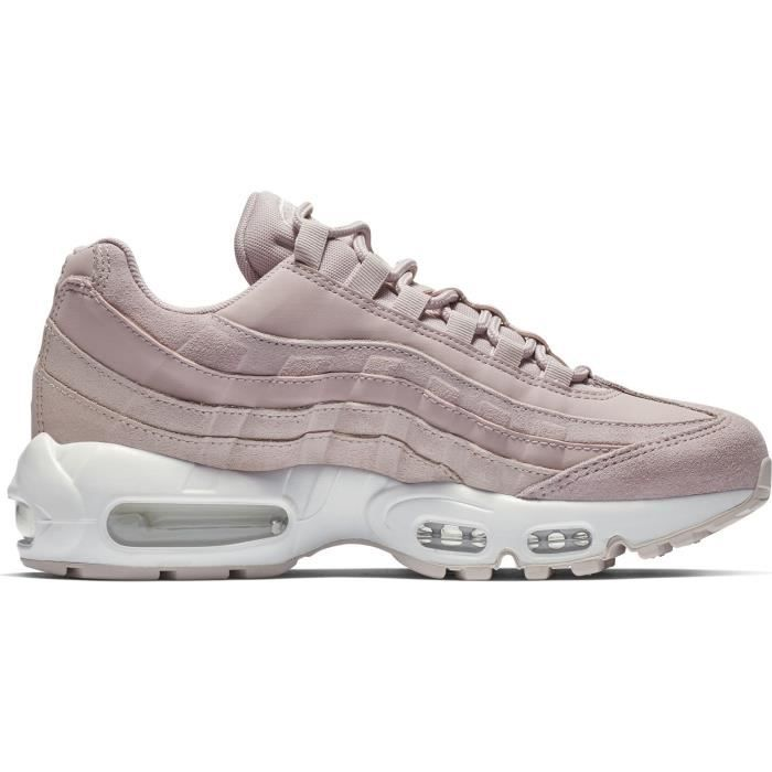 basket fille nike air max 95