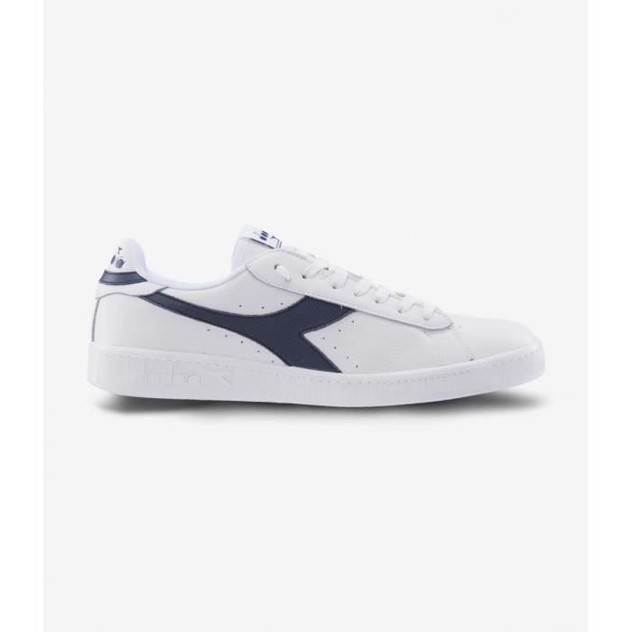 Diadora Game L Low Waxed Femmes Synthétique Baskets 8HEHWHp