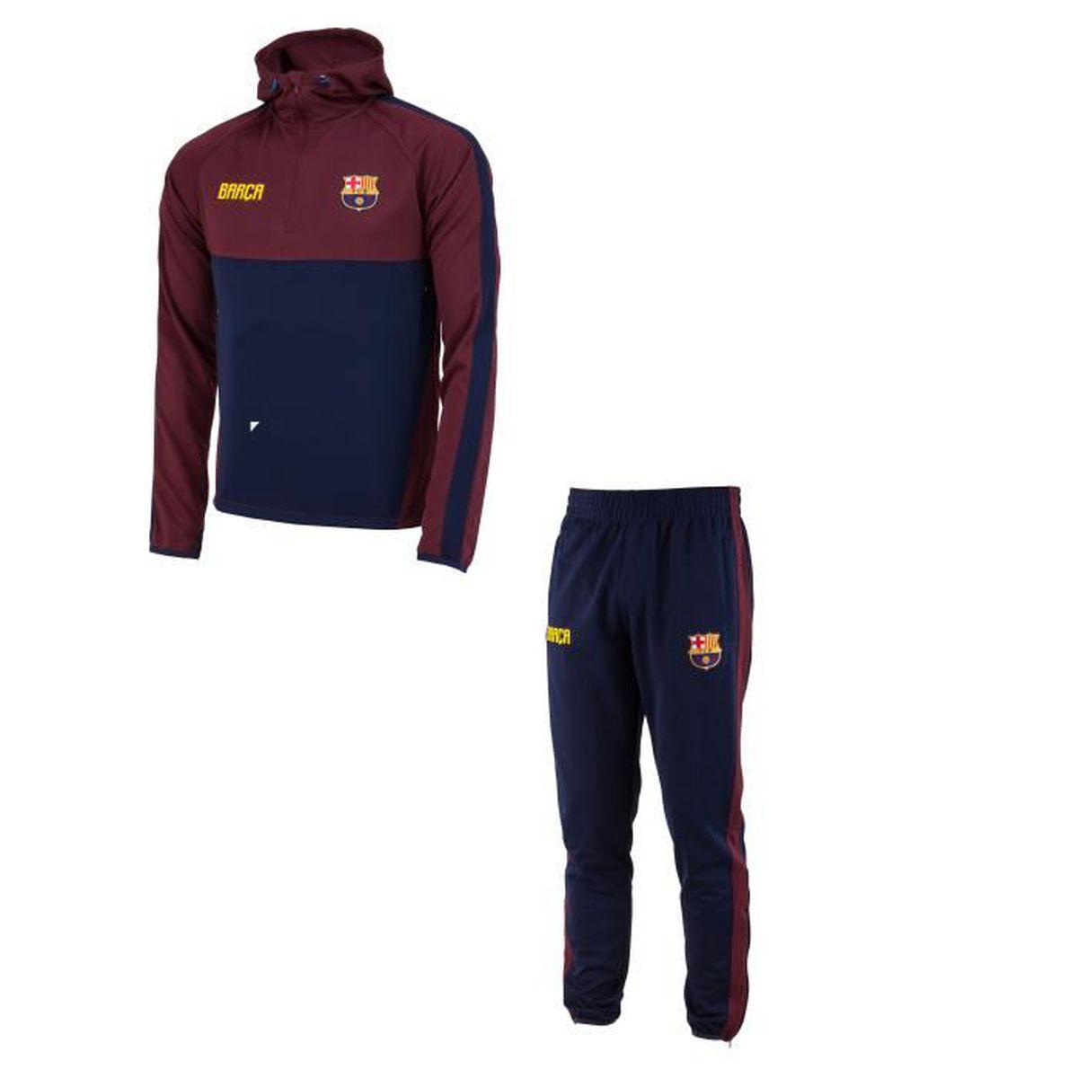 Ensemble de vêtements Survêtement Training Barça - Collection officielle