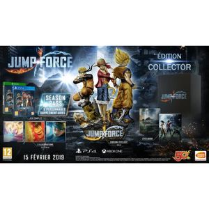 JEU PS4 Jump Force Collector Edition Jeu PS4