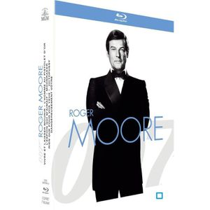 films roger moore achat vente blu ray et dvd roger moore pas cher. Black Bedroom Furniture Sets. Home Design Ideas