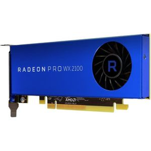CARTE GRAPHIQUE INTERNE AMD Carte graphique - Radeon Pro Wx2100 - 2 Go GDD