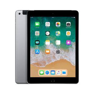 TABLETTE TACTILE Tablette tactile APPLE - iPad 2018 Gris - 128 Go -