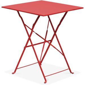 Table pliante 4 personnes