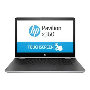 ORDINATEUR PORTABLE HP Pavilion x360 14-ba001ns Conception inclinable