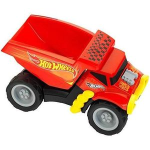 CAMION ENFANT HOT WHEELS - Camion-benne Hot Wheels pour enfant