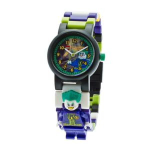 MONTRE LEGO® DC Comics Super Heroes - Montre Le Joker