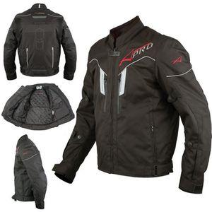 BLOUSON - VESTE Textile Blouson Moto Protections CE Respirant Réfl
