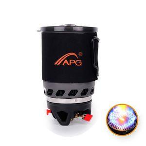 RÉCHAUD Dispositif de réchaud à gaz pour système de brûleu