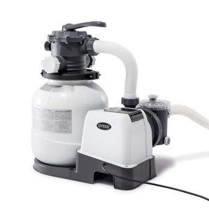 POMPE - FILTRATION  Pompe de filtration à sable Krystal Clear 26646GS