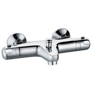 ROBINETTERIE SDB ROUSSEAU Robinet mitigeur thermostatique baignoire