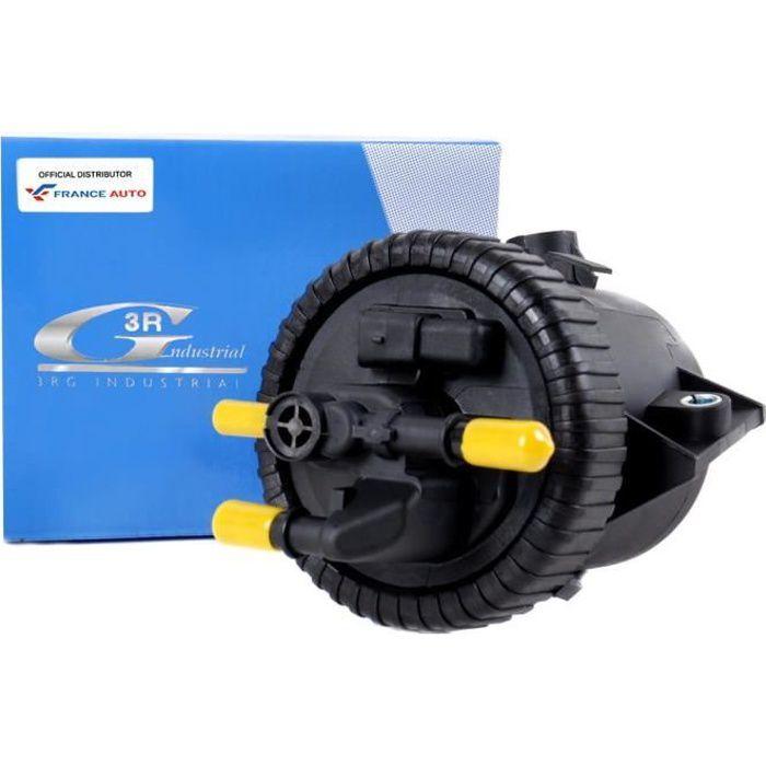 Boîtier de Filtre à Carburant Citroen Peugeot 9642105180 9638780280 9643496480