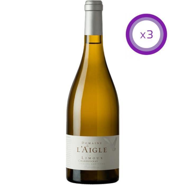 Gérard Bertrand - Domaine de l'Aigle - Limoux - Chardonnay - Blanc - 2018 - 75cl
