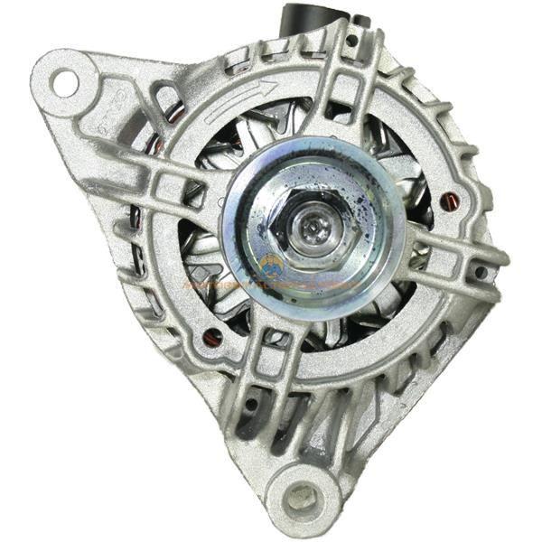 Alternateur pour Citroen SAXO 1.6 Kw 74 de l'année 02-2001 à 04-2004- neuf DENSO - Cod. AL05885-24509
