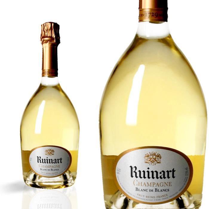 Champagne et Méthode Traditionnelle - Champagne Ruinart NV - Bouteille 75cl 4>Effervescent