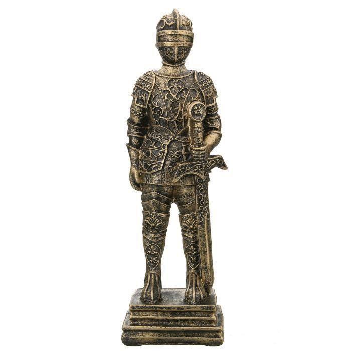 Rome Soldat Guerrier Statue Collection Décoration Cadeaux TYPE M Ve17539