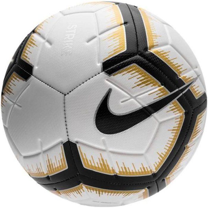 Ballon de foot Blanc Nike Strike