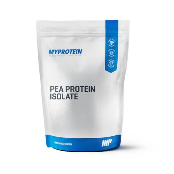 Pea Protein Isolate - 2.5KG - MyProtein