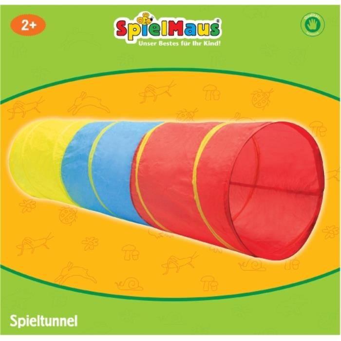SpielMaus Tunnel pour l'intérieur et l'extérieur.