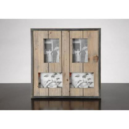 cadre photo multi vues indus achat vente cadre photo cdiscount. Black Bedroom Furniture Sets. Home Design Ideas