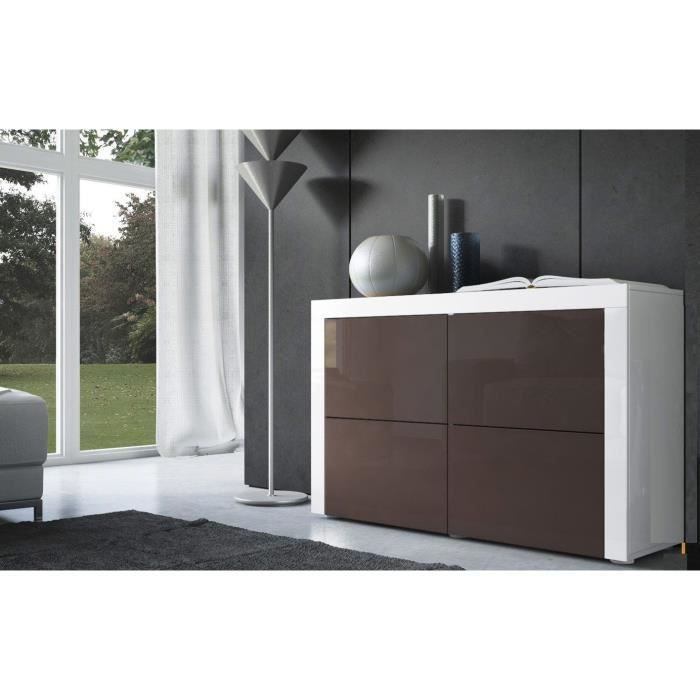 commode blanc 110 cm. Black Bedroom Furniture Sets. Home Design Ideas