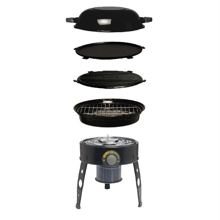 barbecue safari chef hp 30 cm cadac achat vente barbecue barbecue safari chef hp 30 cm. Black Bedroom Furniture Sets. Home Design Ideas
