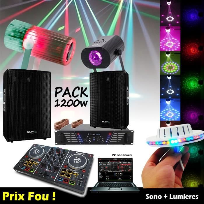 controleur pour lumiere dj achat vente controleur pour lumiere dj pas cher cdiscount. Black Bedroom Furniture Sets. Home Design Ideas