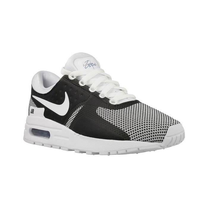 Nike Air Max Zero Essential Gs 881224 101 - Femme - Achat ...