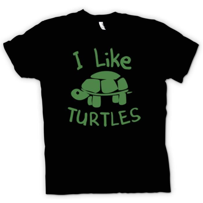 i Like Turtles Tshirt t Shirt i Like Turtles