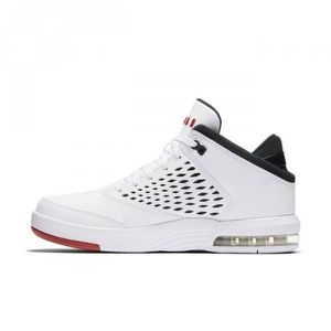... BASKET Air Jordan Flight Origin 4 White Red. ‹›