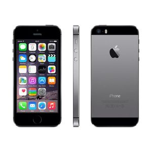 SMARTPHONE RECOND. Apple iPhone 5S 16GB Reconditionné Gris Sidéral