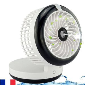 VENTILATEUR Mini ventilateur  Powerbank  Humidificateur puissa