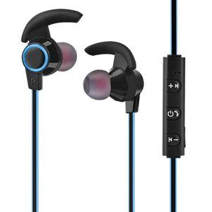 CASQUE - ÉCOUTEURS Sport Bluetooth 4.1 Headset Ecouteurs sans fil mai