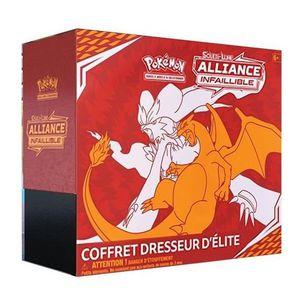 CARTE A COLLECTIONNER COFFRET DRESSEUR D'ELITE POKEMON SOLEIL ET LUNE 10