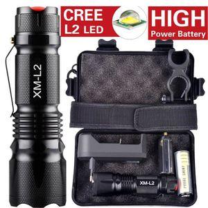 LAMPE DE POCHE 10000LM X800 tactique militaire * L2 LED lampe tor