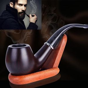 PIPE 2017 New Retro Enchase Durable Résine Fumer Pipe T