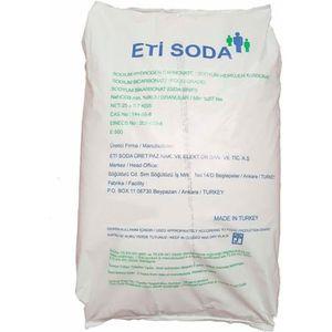 BICARBONATE DE SOUDE Bicarbonate de sodium 25 kg, insumo écologique d'o