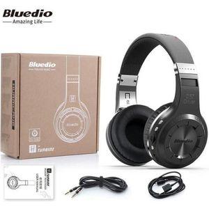 CASQUE - ÉCOUTEURS Bluedio H+ (Turbine) Casque Bluetooth stéréo sans