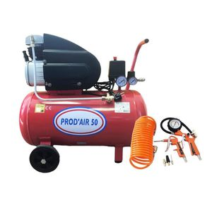 Arebos 8bar air comprimé Compresseur Compresseur 24 L 1100 W incl 14-pièces air comprimé-Set