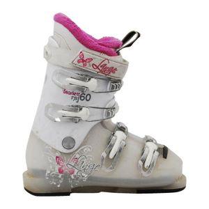CHAUSSURES DE SKI Chaussure de Ski Junior Lange Starlett RS J 50/60R
