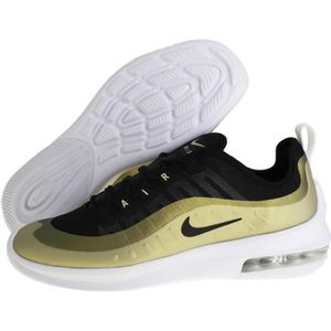 BASKET MULTISPORT NIKE Baskets Air Max Axis - Homme - Noir et Or