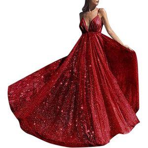 Robe De Soiree Longue Rouge Achat Vente Pas Cher Cdiscount