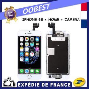 ECRAN DE TÉLÉPHONE Ecran complet pour iPhone 6S tout assemblé BLANC v