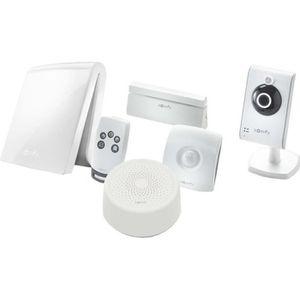 KIT ALARME SOMFY Système Alarme maison anti-intrusion TaHoma