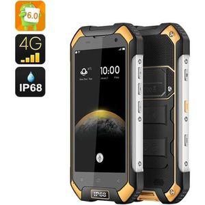 SMARTPHONE Smartphone Antichoc 4G Etanche Ip68 Gorilla Glass