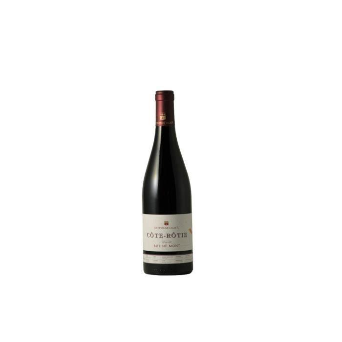X3 Côte-Rotie -But de Mont- 2010 75 cl Domaine Stéphane Ogier Vin Rouge