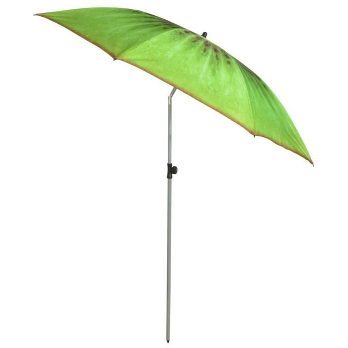 P130 Esschert Design Parasol Kiwi 184 cm Vert TP263