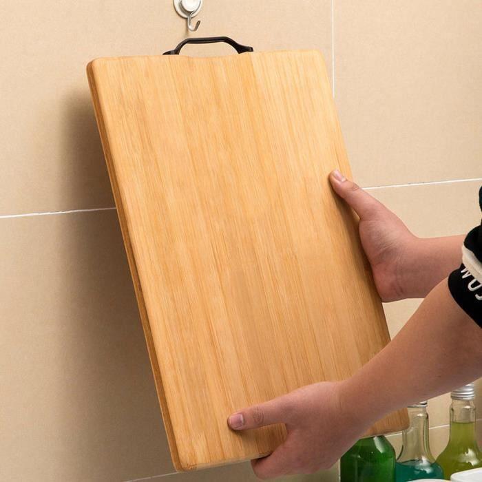 Planche à découper en bois Planche à découper, planche à découper de cuisine Boeuf Laitue à usage domestique pour le