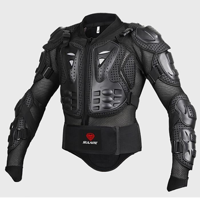 Blouson de moto complet du corps Protection Vêtements Protecteur Blouson de corps moto-cross